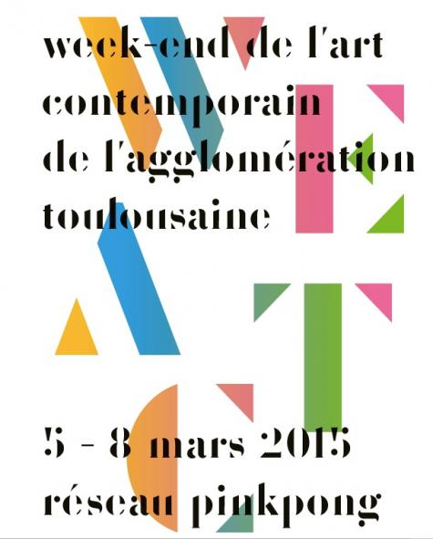 Week-end de l'art contemporain